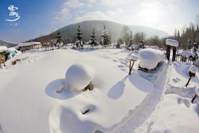 哈尔滨、东升穿越、雪乡、长白山温泉、魔界雾凇双卧9ballbet贝博网页登录